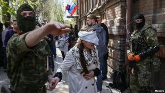 77 дней плена Ирмы Крат в Восточной Украине