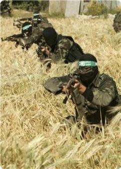 «Бригады Кассама» и силы Сопротивления продолжают ракетный дождь в небе над «Израилем»