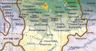 В Ингушетии произошла драка со стрельбой между местными силовиками и коллегами из Чечни