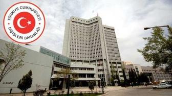 Нападение на членов меджлиса крымских татар осудили в МИД Турции