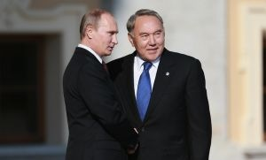 Крымский сценарий для Астаны?