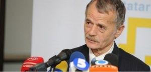 Джемилев призвал жертв обысков в Крыму обращаться за помощью в Киев