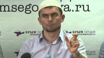 """В Крыму началась подготовка к полномасштабным карательным акциям - """"Таврический муфтий"""" заявил, что имамы мечетей в Крыму - ваххабиты"""