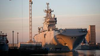 """Поставка французских кораблей """"Мистраль"""" под угрозой"""