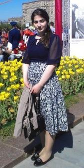 ВНИМАНИЕ РОЗЫСК! В Москве пропала активистка Ассоциации молодежи Дагестана Асият Салихова