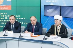 «Российская хадж-миссия признана одной из лучших в мире», - И.Умаханов