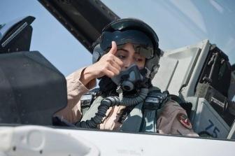 Летчица эмиратка в составе союзников США бомбит Исламское государство