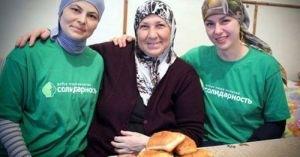 Волонтеры организовали сбор средств для сирийских беженцев