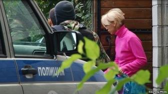 В Крыму после обыска задержана блогер Елизавета Богуцкая