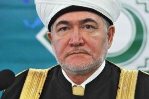 Равиль Гайнутдин переизбран на новый срок в новый ДУМ РФ