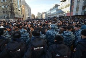 На Курбан-байрам в Москве будут пускать по паспортам
