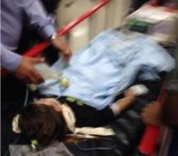 """Сионистский """"поселенец"""" насмерть задавил палестинскую девочку на Западном берегу"""