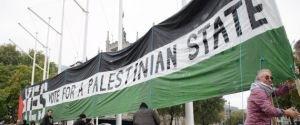 Британский парламент признал независимость Палестины