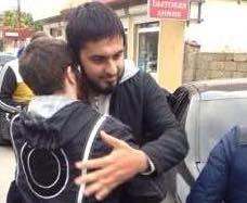Абу Халид выпущен из СИЗО
