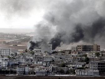 Турецкие ВВС нанесли удары по курдам внутри страны
