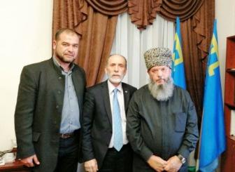 Исламский диалог в Крыму по инициативе муфтия Ставрополья М. Рахимова