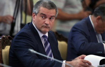 В ответ удивленному Путину, Аксенов заявил, что татары в Крыму пропадают, но не массово
