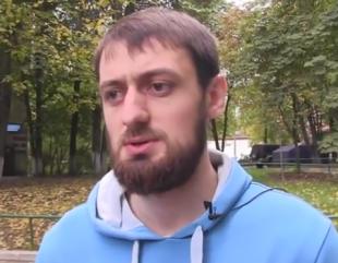 Али Чаринскому угрожают в связи с размещением им в своем блоге видео со штурмом автобуса ОМОН