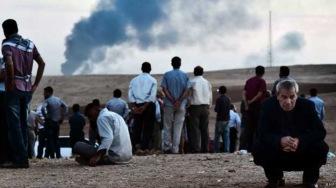 Еще вчера курдские террористы из РПК угрожали Турции, сегодня они требуют от нее защиты от ИГИЛ