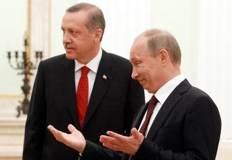Путин в декабре поедет в Турцию с рабочим визитом