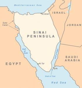 Критическая ситуация в Синае удобна Египту