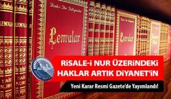 Турецкое государство взяло под свою защиту книги Саида Нурси