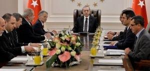 Эрдоган встретился с крымскими татарами