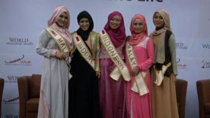 Среди мусульманок проходит финал конкурса красоты