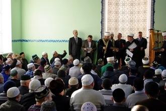 В ходе открытия Соборной мечети Тобольска, ДУМ Татарстана и ДУМ Азиатской части России договорились о сотрудничестве