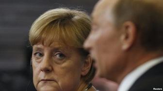 В Германии спорят, как европейское сообщество должно относиться к новой агрессивной политике Путина