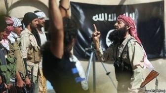 Исламское государство на Северном Кавказе