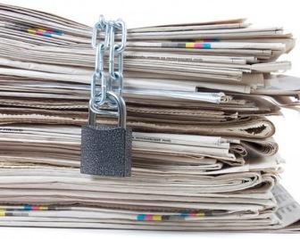 За экстремистские материалы СМИ разорят штрафами?