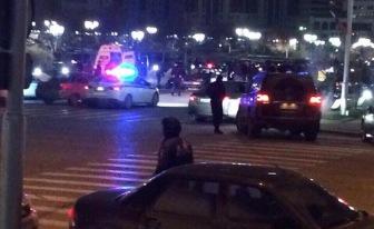 В центре Грозного произошел взрыв, идут бои