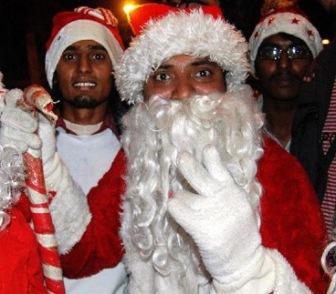 Рождественская шизофрения в Пакестане