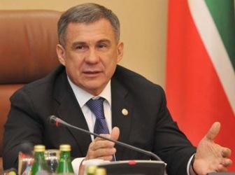 Президент Татарстана Рустам Минниханов: «Я не понимаю, когда мусульмане хотят построить мечеть, а им землю не дают»