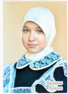 Ученицу школы в Мордовии намерены отчислить из-за платка