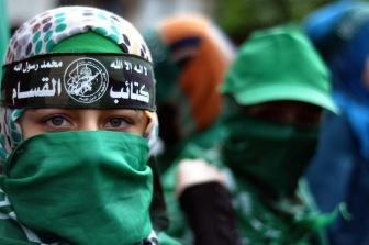 Мероприятие празднования 27 лет с основания ХАМАС