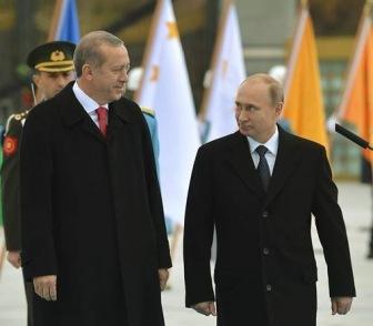 Эрдогану и Путину не удалось согласовать пути урегулирования кризиса в Сирии