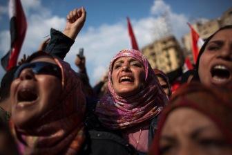 В Египте продолжаются демонстрации против переворота