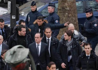 Исламский след в нападении на журнал Charlie Hebdo был инсценирован
