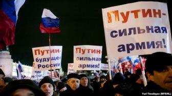 Ужас от перемен в политической жизни России