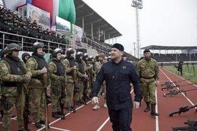"""""""Чеченская"""" присяга на верность Путину, грубейшим образом нарушает Закон о полиции РФ, а также другие российские законодательные акты"""