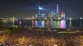 В новогодней давке в Шанхае погибли 36 человек