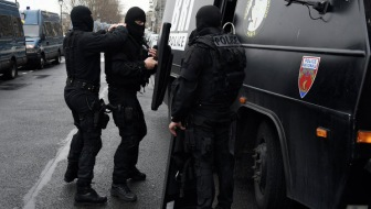 Мечеть на западе Франции забросали гранатами