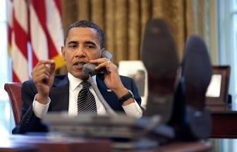 Обама взял на себя отвественность за крах экономики России