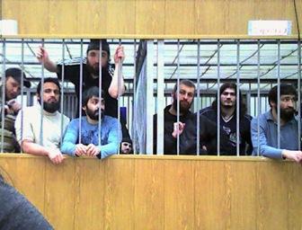 Подсудимые по делу 58-ми обратились с жалобой ЕСПЧ