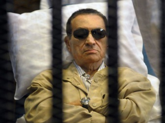 Принято решение о пересмотре дела Хосни Мубарака