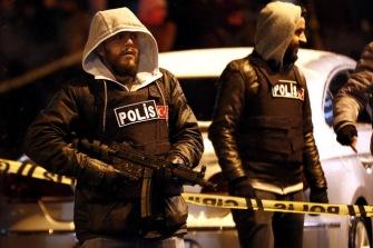 10 января в торговых центрах Стамбула были обезврежены бомбы