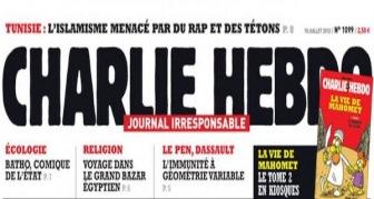 В войне против ислама журнал Charlie Hebdo превзошел все границы