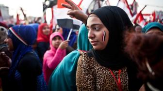 «День снятия хиджаба» в Египте